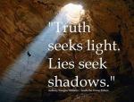 Ttruth-seeks-light